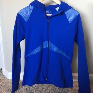 Splits 59 - Warmup Jacket - Blue - Medium